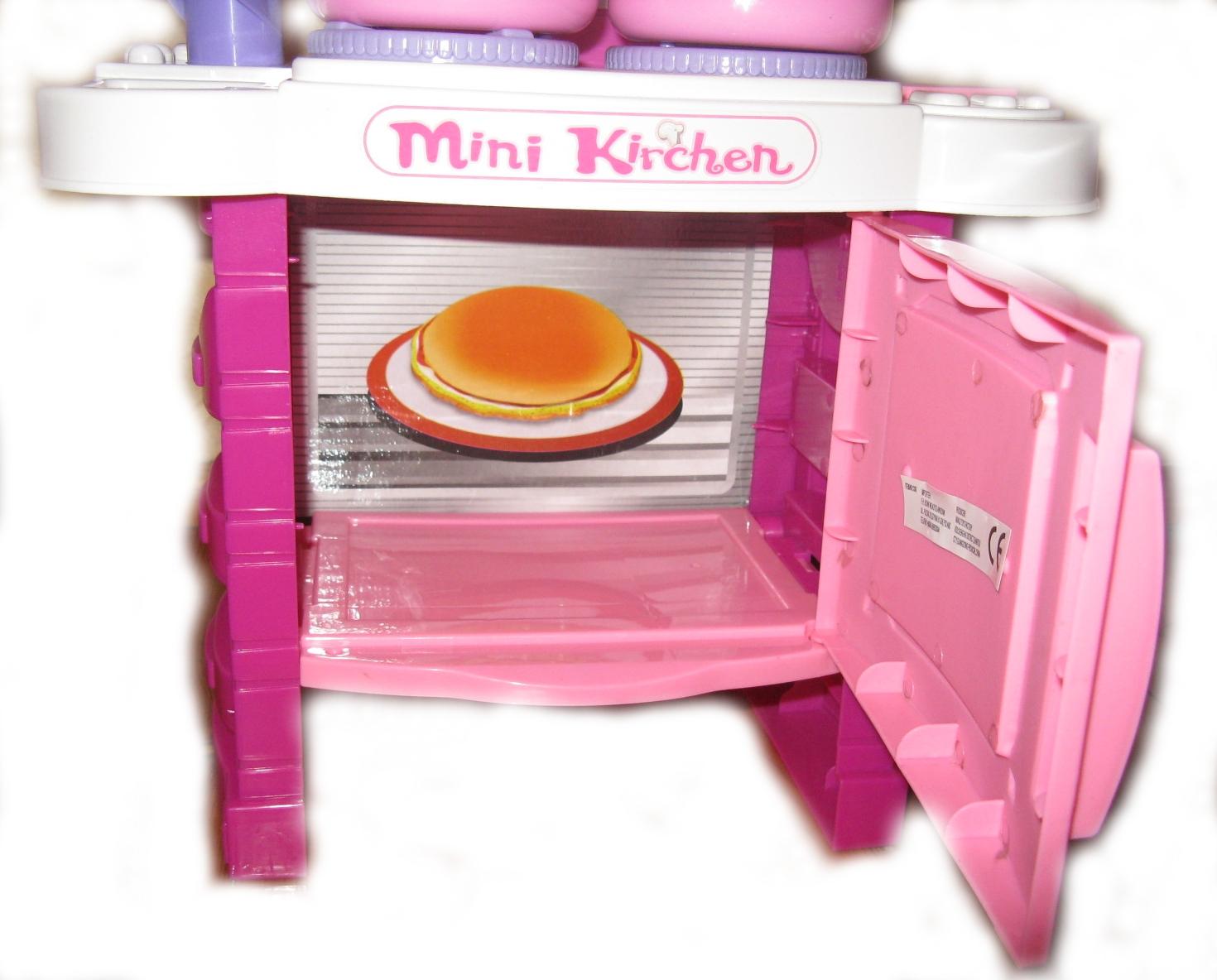 Kuchnia Kuchenka Dla Dzieci Z Dzwiekiem I Swiatlem